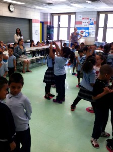 D-Wave in Motion: Kindergarten Creative Movement taught by Jessica Cipriano