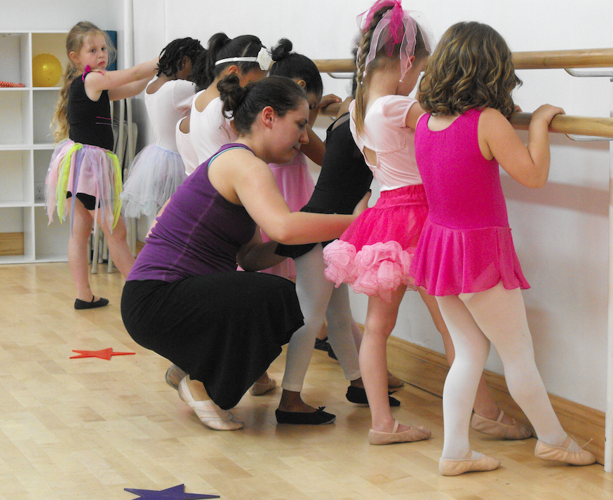 Dancewave's Summer Camps