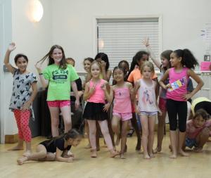 Hip Hop at Dancewave Summer Camps