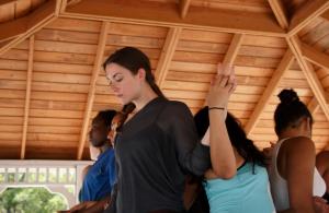 Week 2 at Dancewave's Advanced Summer Dance Intensive with Stefanie Batten Bland