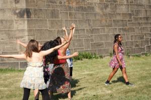 Performance Showcase – Week 2 ASDI at Governors Island
