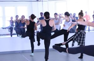 Week 1 at Dancewave's Advanced Summer Dance Intensive