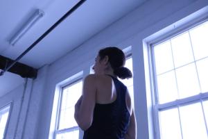 Sara Procopio from Shen Wei Dance Arts