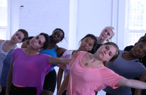 Week 1 at Dancewave's Advanced Summer Dance Intensive