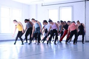 Performance Showcase – Week 1 with Shen Wei Dance Arts.