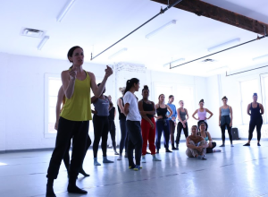 Performance Showcase – Week 1 with Shen Wei Dance Arts.