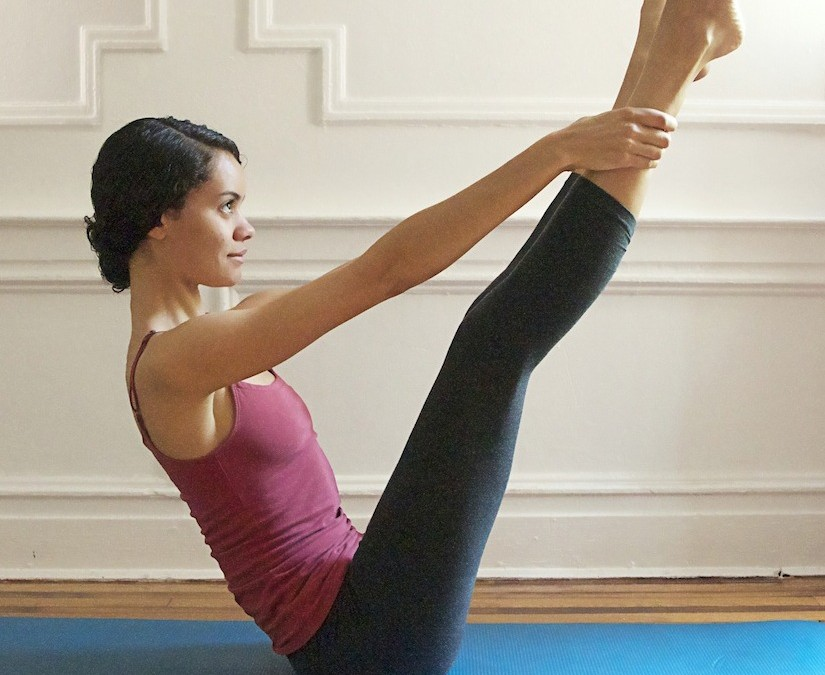 Classical Pilates at Dancewave featuring Angelica Thornhill!
