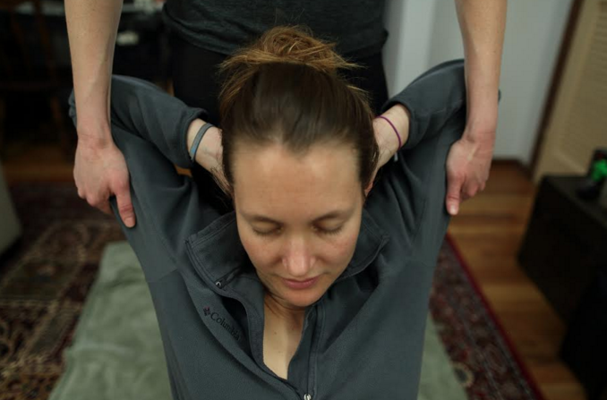 Introducing Thai Yoga Massage Workshop at Dancewave!