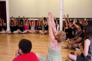 Dancewave's Summer Dance Intensive