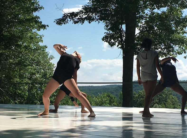 Taking The Pillow: Dancewave Company at Jacob's Pillow