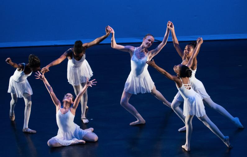 Dancewave's December Curtain Call