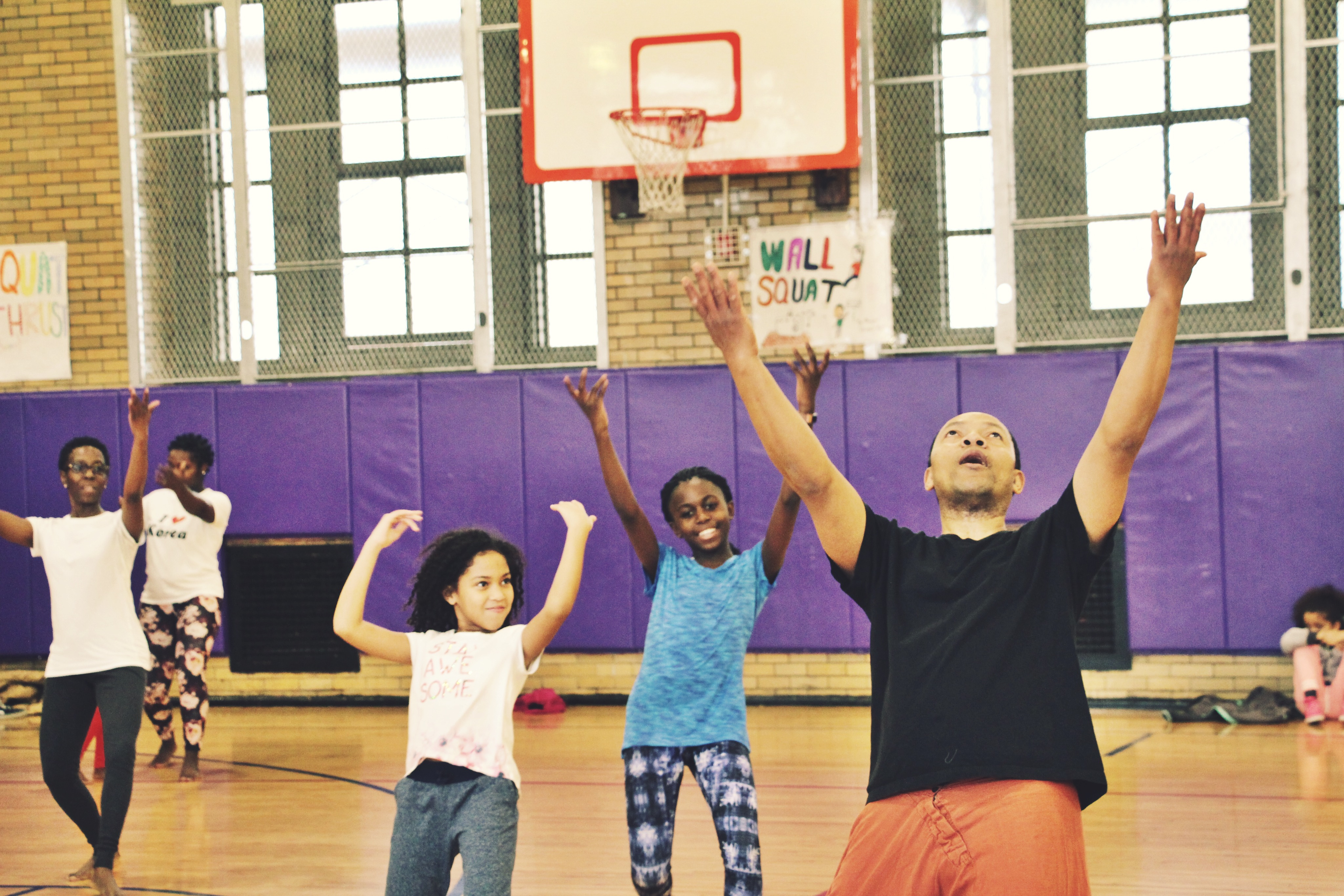 Brooklyn's Moving Together: Free Family Dance Series